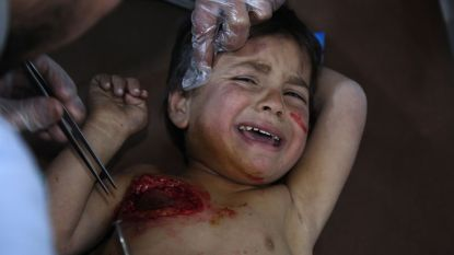 94 burgerdoden bij bombardementen van Syrisch leger op Oost-Ghouta