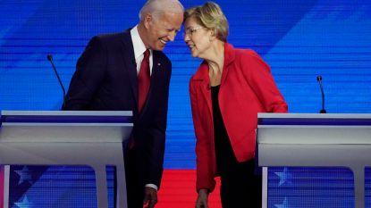 Ook Warren spreekt steun uit voor Democratisch kandidaat Biden