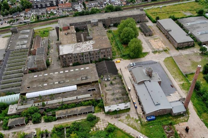 Het KVL-terrein in Oisterwijk.