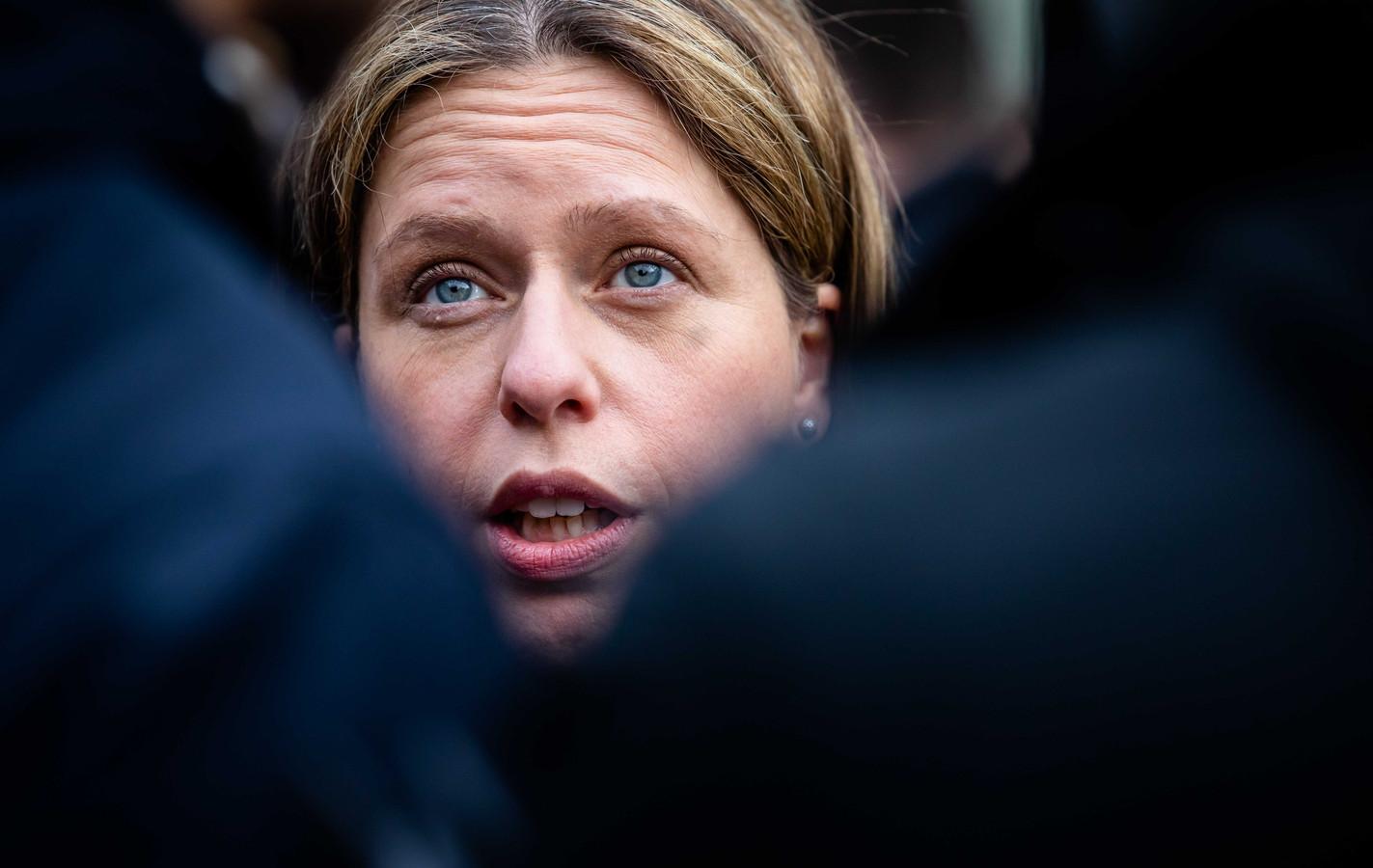 Minister Carola Schouten