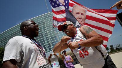 """In Tulsa trapt Trump zijn campagne af: """"Het is de perfecte storm"""""""