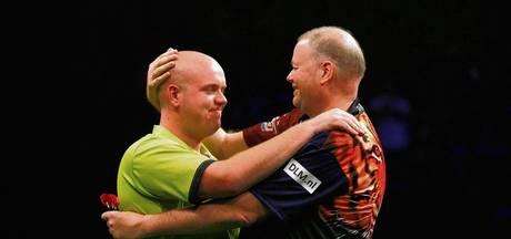 Barney roept Van Gerwen in zenuwslopende partij halt toe
