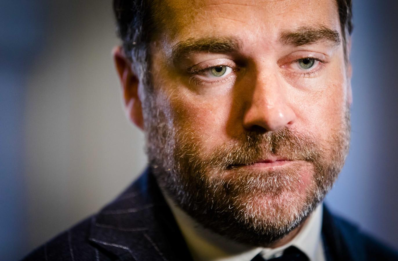 Fractievoorzitter Klaas Dijkhoff (VVD).