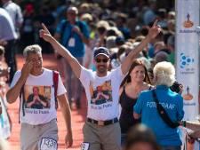 'De 80' als eerbetoon aan overleden vader: 'Het was een zware tocht vol emoties'