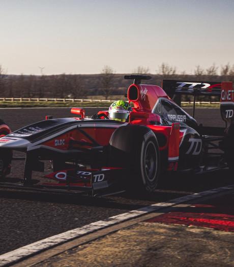Voormalige Formule 1 auto's als tweedehandsje te koop