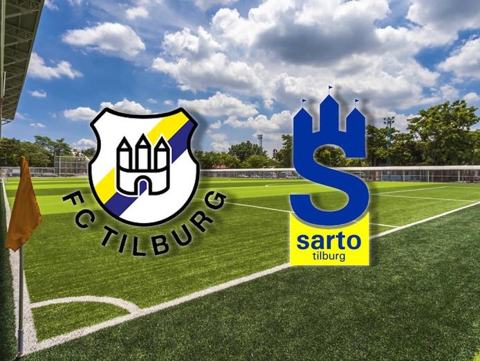 FC Tilburg ontmoet Sarto.