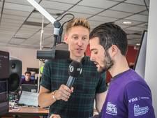 Britse omroep BBC op bezoek bij Kermis FM en Tilburgse kermis