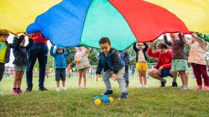 Coronaproof zomer voor speelpleinwerking Zulderkipken: in vier bubbels op nieuwe locatie