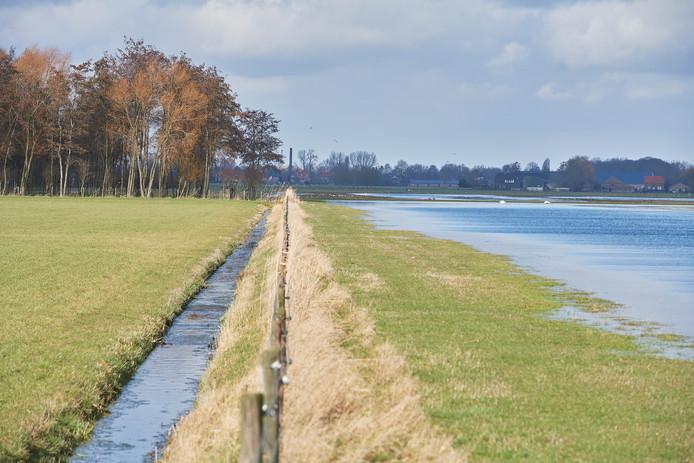 Je zou zeggen dat er geen tekort is aan water, maar schijn bedriegt. Het grondwaterpeil staat nog altijd op veel plaatsen te laag.