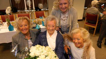 Marcella overleden net voor 101ste verjaardag