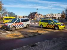Fietsster gewond bij aanrijding met auto in Roosendaal