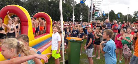 Spellenmiddag Groesbeek met 500 kinderen