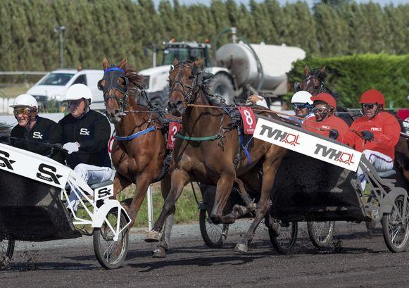 Onder meer nieuw is de Pro-Am Horse for Charity, waarin bedrijven voor het goede doel koersen