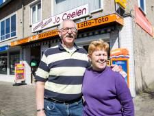 Coronapatiënt Toni van den Bergh uit Beek en Donk is na ziekenhuisopname in Assen weer thuis