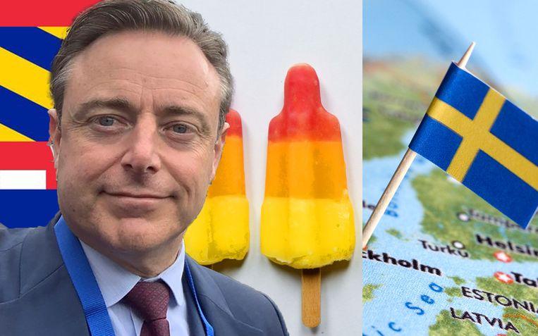 Kiest De Wever voor een Bourgondische coalitie, een Zweedse of wordt het toch een raketcoalitie?