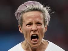 Captain USA-vrouwen is tegen Trump en voor een vrij Amerika