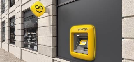 Geldautomaat krijgt gele kleur en gaat Geldmaat heten