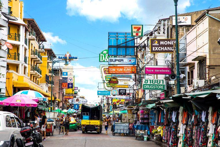 Een Japanse toerist reisde naar Bangkok, maar kreeg argwaan en verwittigde de autoriteiten.