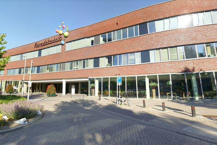 Het Flevoziekenhuis in Almere.