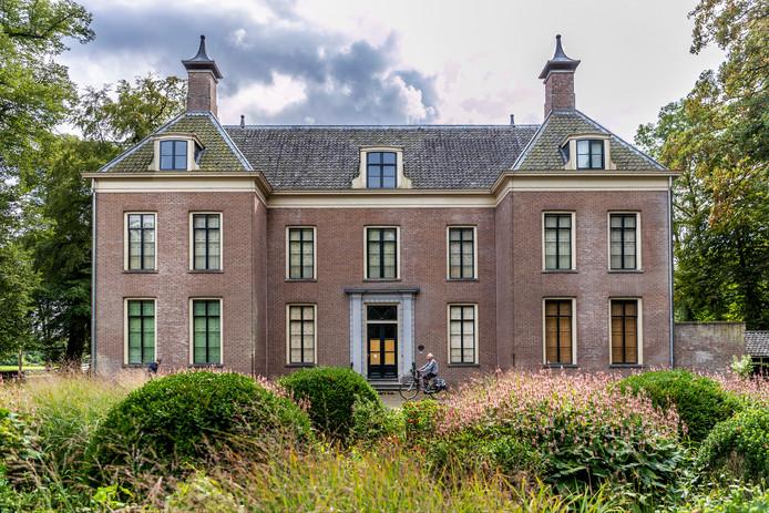 Landhuis Oud Amelisweerd.
