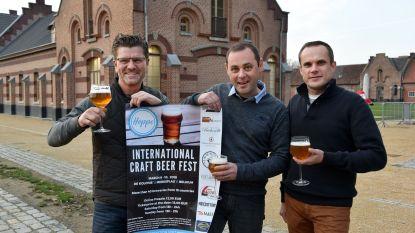 Hoppe Craft Beer Fest in unieke setting van Kolonie
