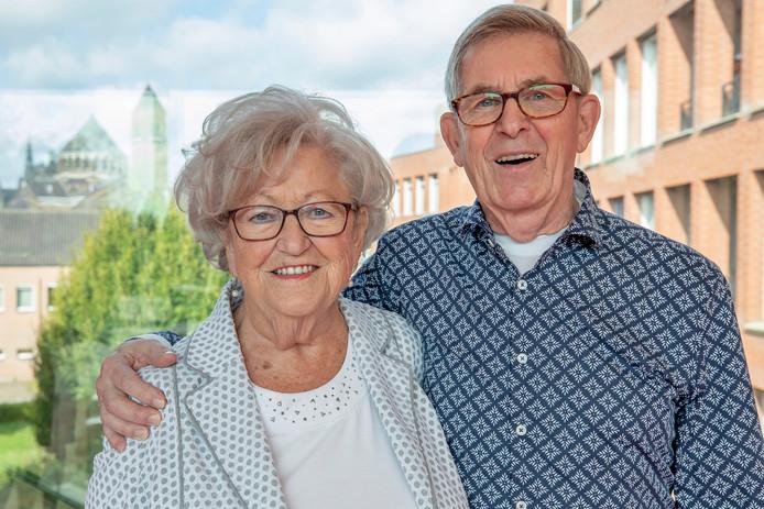 Anneke van der Mierden en Jan Heijmans hebben een diamanten huwelijk.