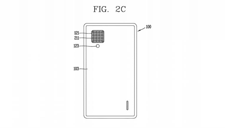 Zo ziet het model eruit, volgens het patent.