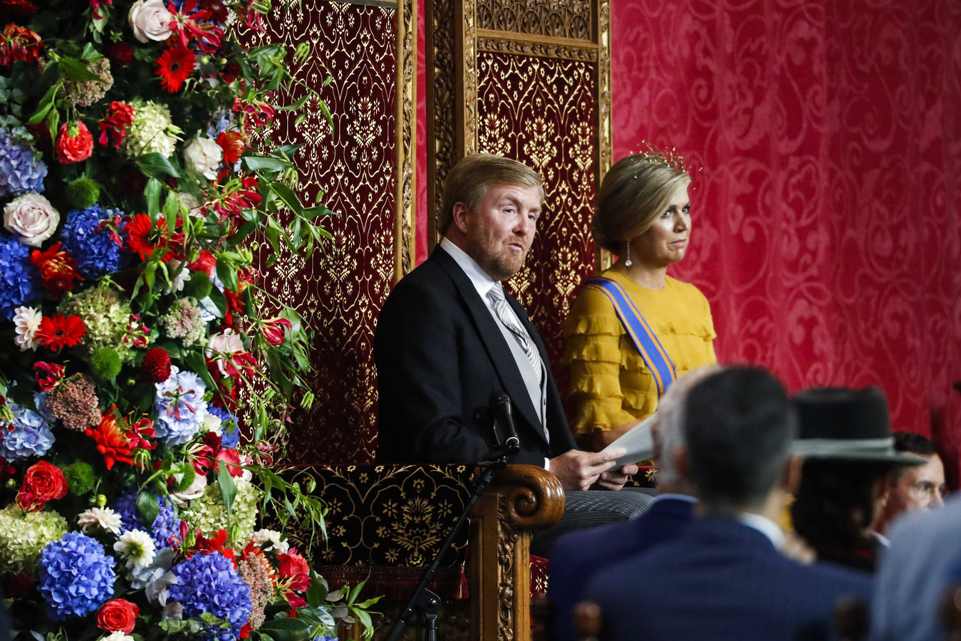 De liveregistratie van Prinsjesdag heeft dit jaar 677.000 kijkers getrokken.