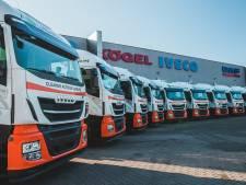 Vervoerders uit Ulft en Pakistan werken samen om Chinese producten naar Europa te brengen