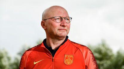 """Chris Van Puyvelde, technisch directeur van CFA, brengt boodschap van hoop: """"In China voetballen we misschien weer in mei"""""""