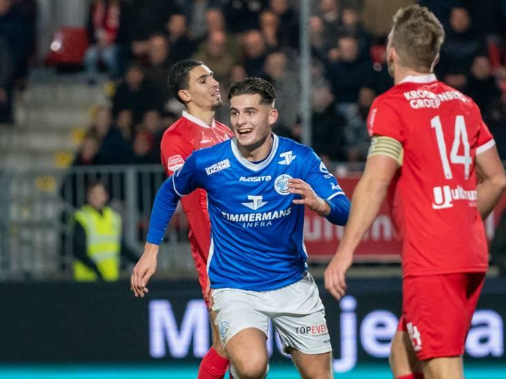 Opeens is Ruben Rodrigues dé goalgetter bij FC Den Bosch