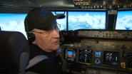 Clement bouwt exacte kopie van Boeing-cockpit in slaapkamer