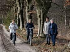 D'n Erpse Pad in Mariahout mag geen fietsroute worden