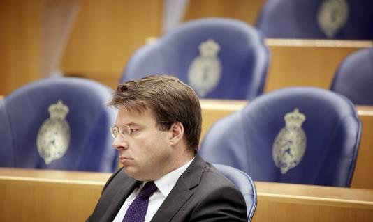 VVD-Kamerlid Roald van der Linde