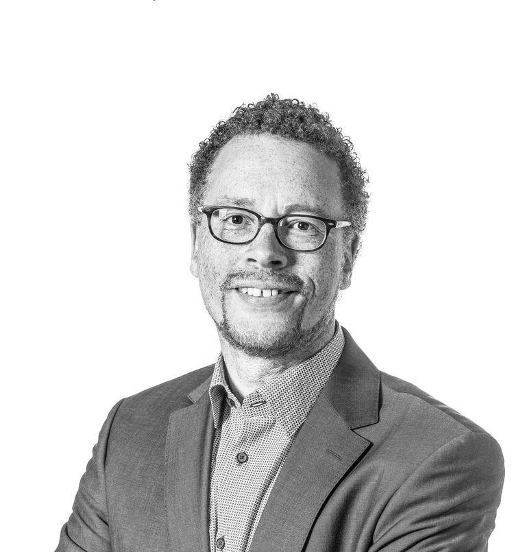Dennis Boutkan, raadslid PvdA Amsterdam Beeld Rink Hof