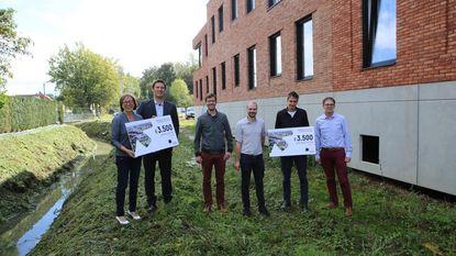 Dommelhof verdient provinciale prijs voor 'waterrobuust' bouwwerk