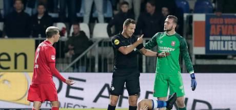 Voor Jordy van der Winden (FC Den Bosch) is het einde van zijn nachtmerrie nu in zicht