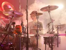 Stefan (13) uit Koewacht drumt nu op Passion4Drums, maar hoopt ooit op Vestrock te spelen