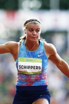 Schippers loopt toptijd mis maar wint 100 meter in Hengelo