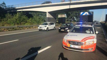 Autodief bezwijkt aan verwondingen na aanrijding op E40