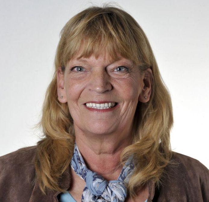 Lia Boeren, fractievoorzitter van ONS Etten-Leur