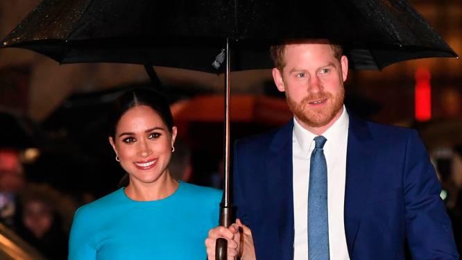 Harry en Meghan zijn minst milieuvriendelijke royals