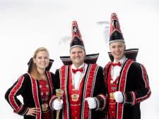 Jubileumprins Koen van Borne krijgt gezelschap van twee adjudanten