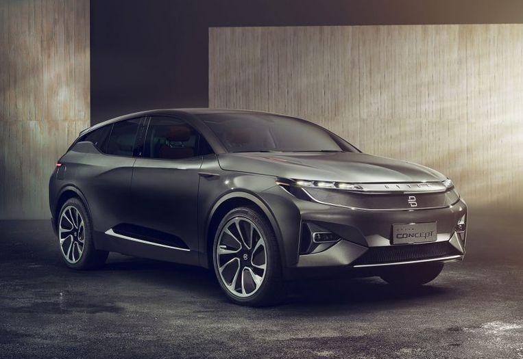 Innovatief Chinees Automerk Wil De Wereld Veroveren Auto Hln