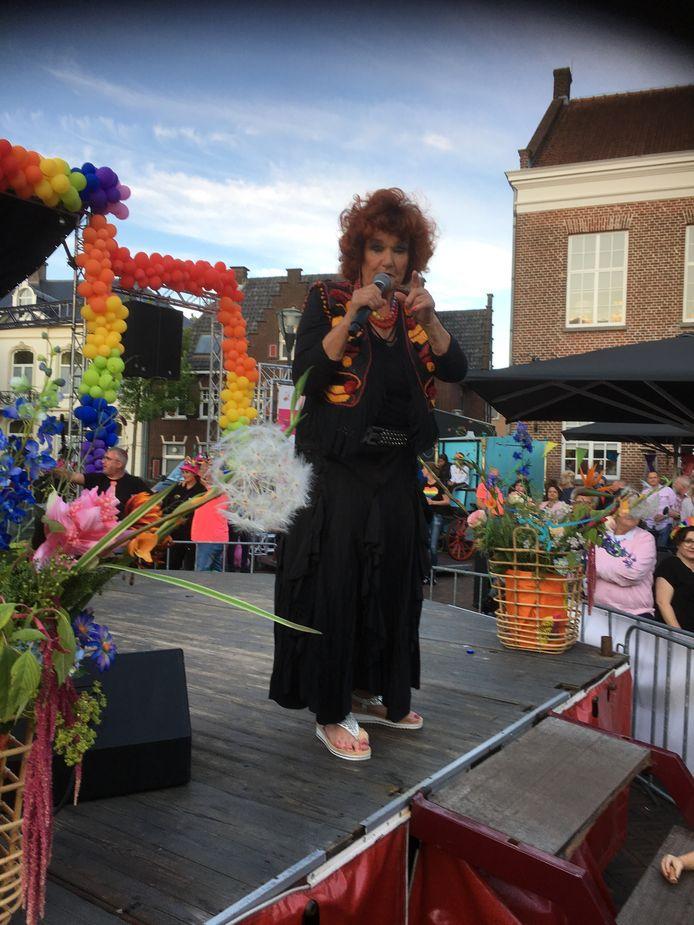 Imca Marina bij Geldrop's Pride.
