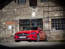 De benjamin van Mercedes zoekt het hogerop: ontmoet de nieuwe CLA Coupé