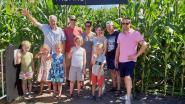 Maisdoolhof publiekstrekker van Midzomerfeest