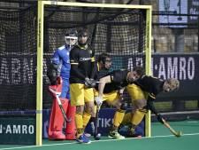 Gold Cup-duel tussen MHC Oss en HC Den Bosch start half uur eerder wegens kans op vorst