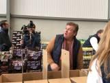 René Froger helpt 35.000 klanten voedselbank aan goed gevuld kerstpakket
