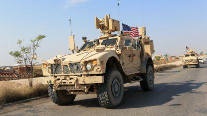 Amerikaanse troepen vanuit Syrië in Irak aangekomen
